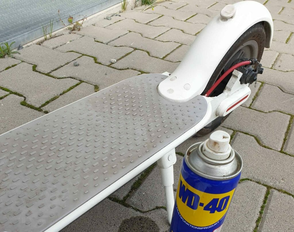 Wie kann ich meinen E-Scooter reparieren?