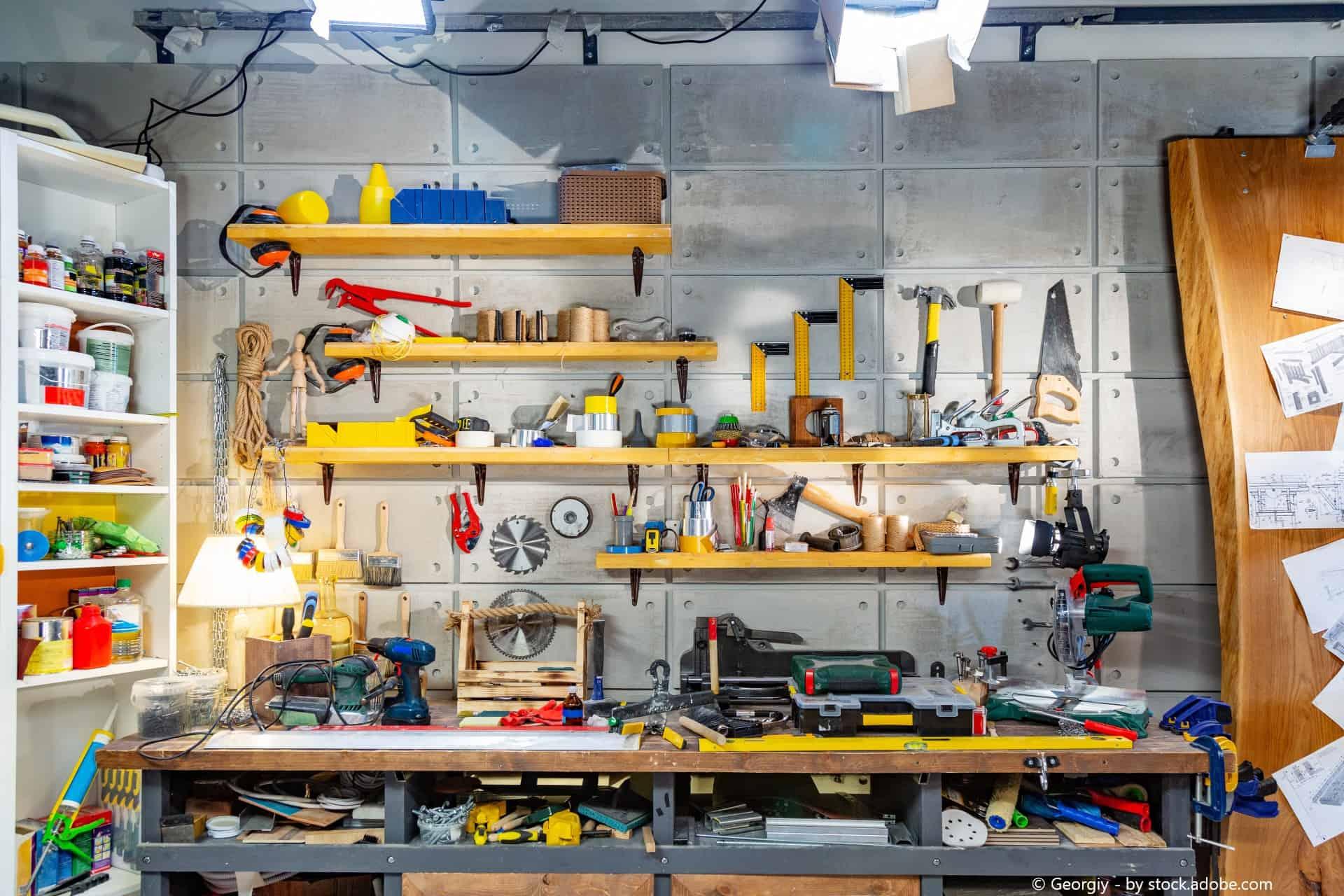 Werkstatt Equipment