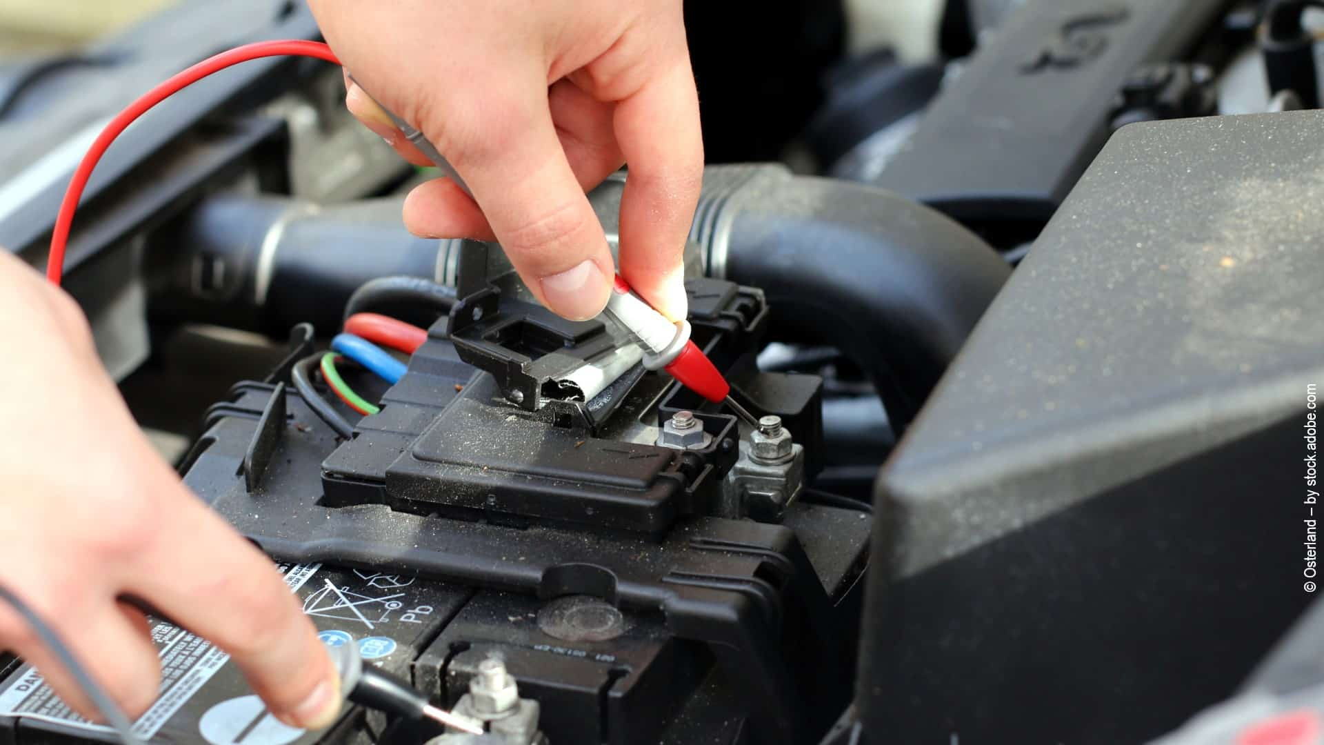 autobatterie wechseln