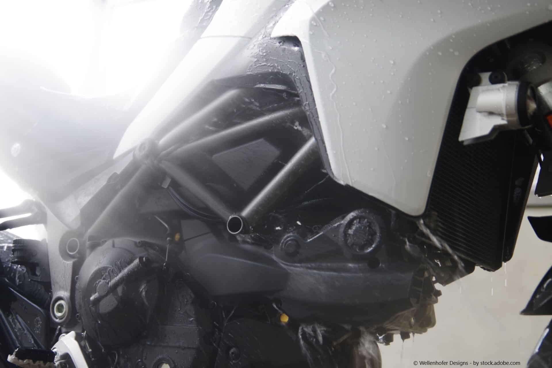 Wie wichtig ist der richtige Motorradreiniger und was ist der richtige Motorradreiniger?