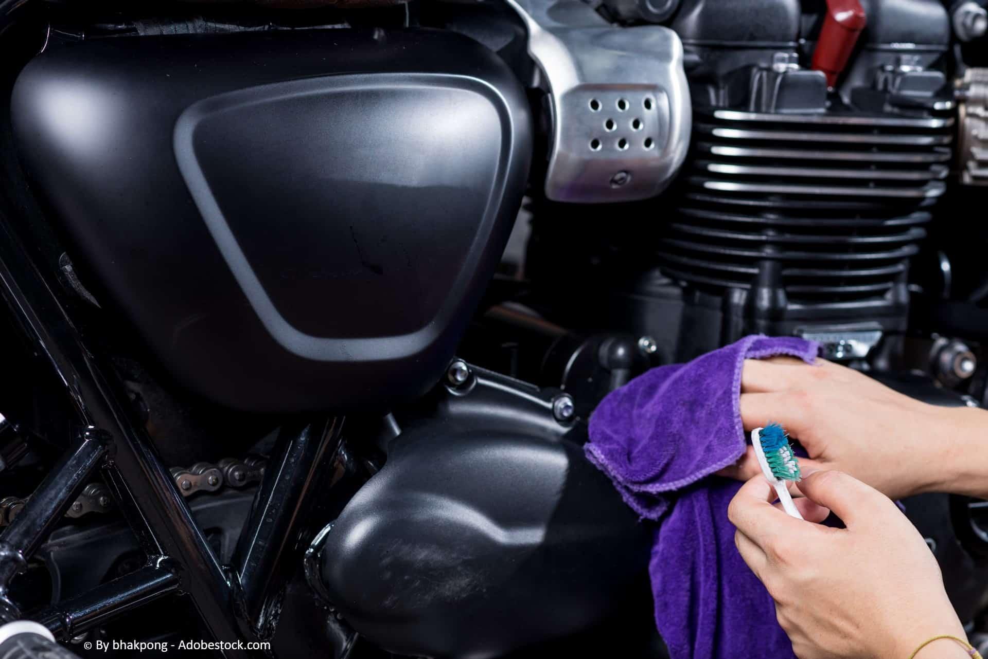 motorradwartung