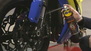 Das richtige Motorrad Reinigungsmittel für jedes Motorrad