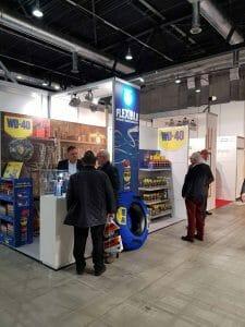 WD-40 zu Gast auf der Hardware Messe in Luzern