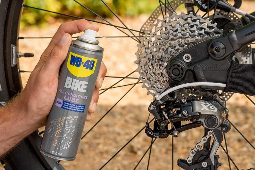 Fahrrad putzen – der Notfallplan
