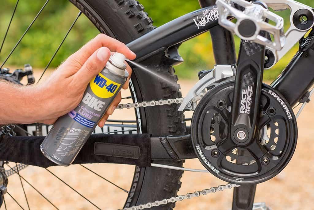 Fahrradkette reinigen