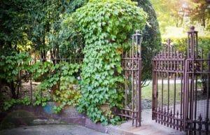 Gartentor Reparatur - Tipps zur einfachen Entfernung von Rost
