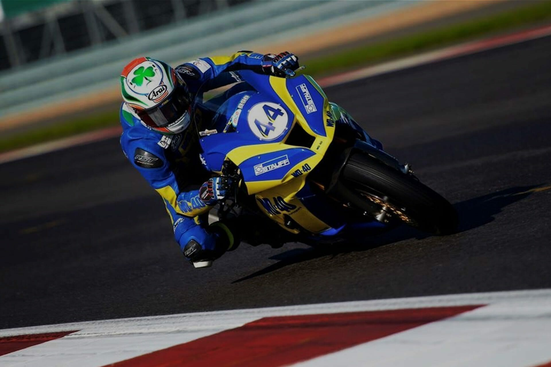 WD-40 Superbike Motorbike team