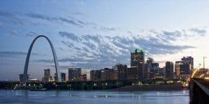 Entlang der Route 66 - Teil2: Illinois und St. Louis