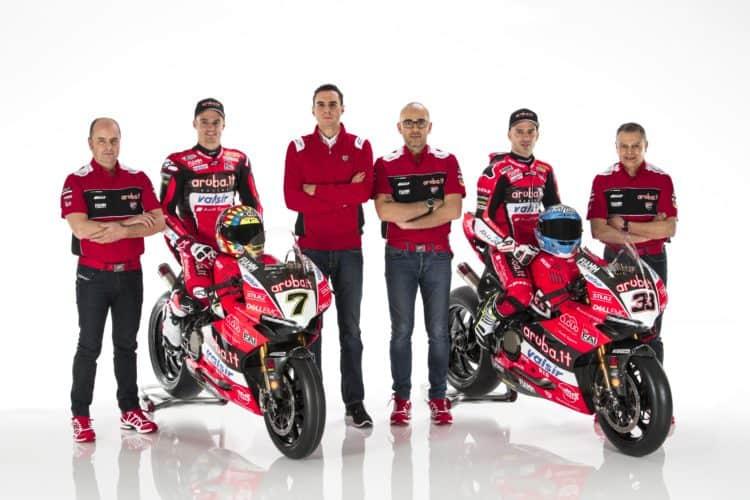 Aruba Racing Team 2018