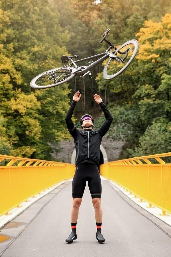 Lass auch Dein Fahrrad glänzen - WD-40 Bike Dry Lube