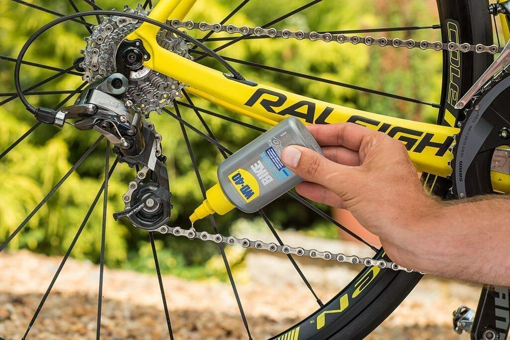 Kettenöl nasse Bedingungen Fahrradzubehör