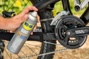 Cyclocross-Rad will gepflegt werden