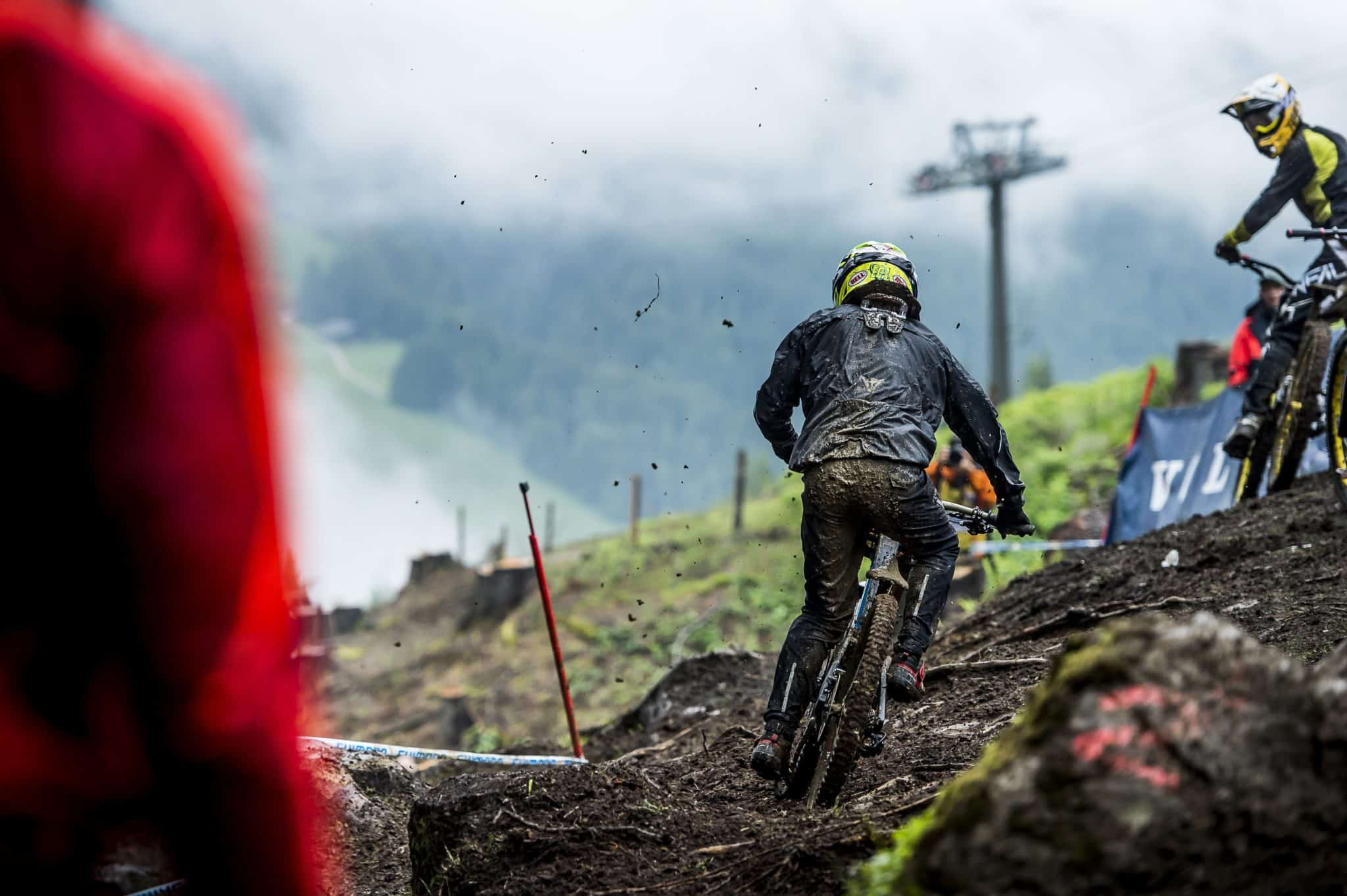Danny Hart Leogang Mountainbike winter