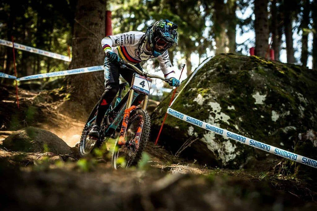 Danny Hart - UCI Downhill WC – Val di Sole