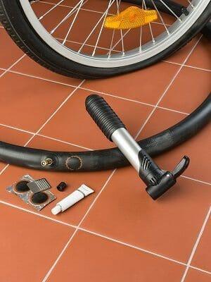Ist die Luft raus? - Tipps zum Flicken des Fahrradschlauchs