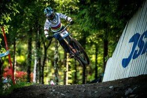 Danny Hart - UCI Downhill WC - Fort William