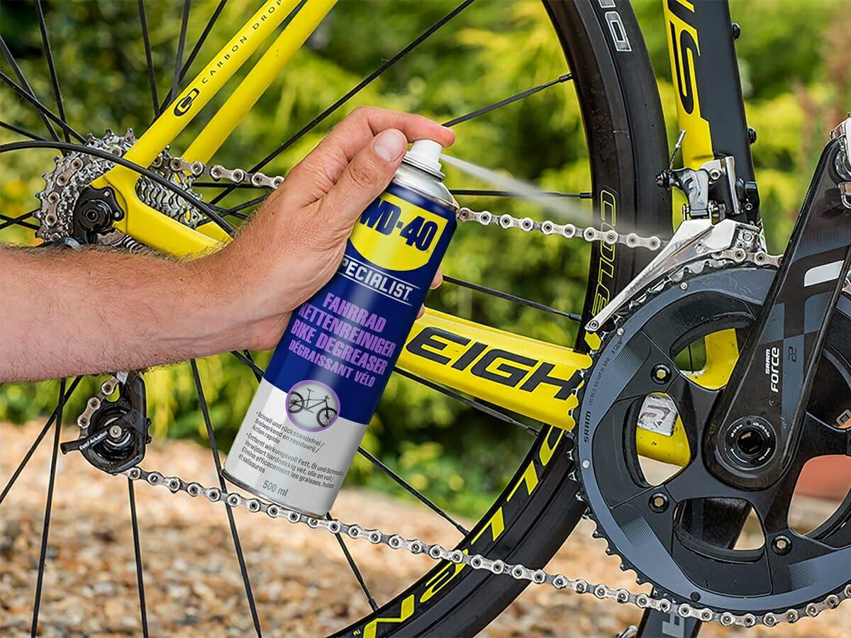 wd 40 specialist fahrrad kettenreiniger classic kette reinigen